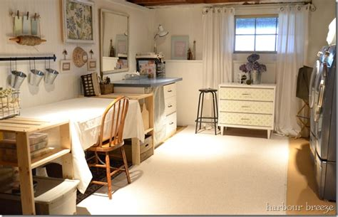 basement craft room basement craft laundry room reveal harbour home
