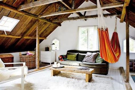 hammock in living room creative room decorating ideas adding fun of hammocks to