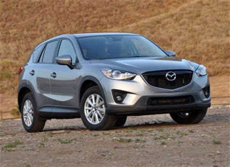 2014 mazda cx 5 quick spin: crossover suv review