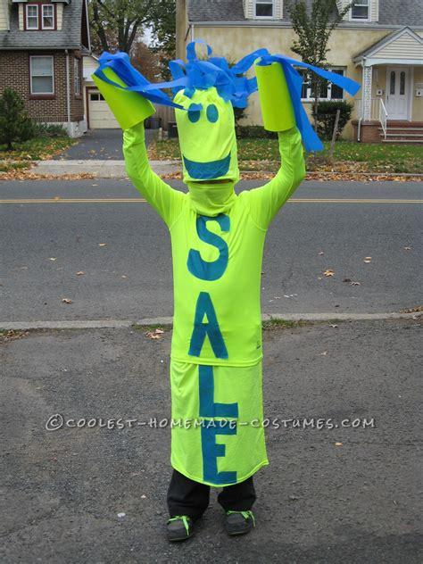 Handmade Costumes For Sale - diy costume idea sky dancer sign