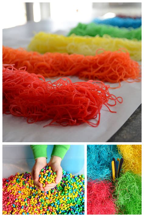 Kitchen Colour Ideas 2014 12 sensory play ideas to encourage hands on learning