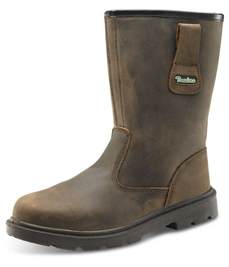 in rigger boots ctf48 click s3 pur rigger boot brown beeswift