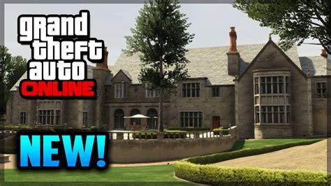 houses online gta 5 online mansions new houses in gta v gta 5 online