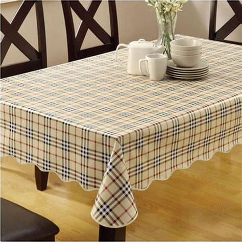 aliexpress buy pvc nappe table cloth plastic