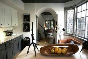 Charcoal Painted Kitchen Cabinets Gray Kitchen Cabinets Transitional Kitchen Traditional Home