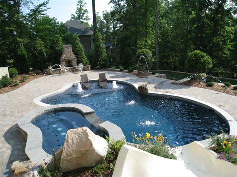 Backyard Oasis Pools Raleigh Home Backyard Oasis Pools High Quality Pool Installation