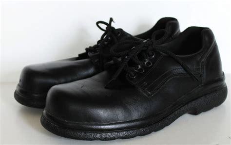 Sepatu Boots Pria Moofeat Morises Safety Steel Toe 25 ide terbaik tentang wing safety shoes di sepatu boot pria