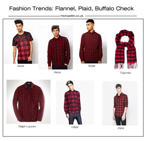 difference between flannel and plaid topman men s fashion blog michael 84