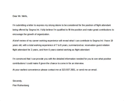Canada Flight Attendant Cover Letter by Cover Letter Flight Attendant No Experience Writefiction581 Web Fc2