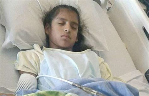 how united lost a 10 year old girl 10 year old girl with cerebral palsy released from federal
