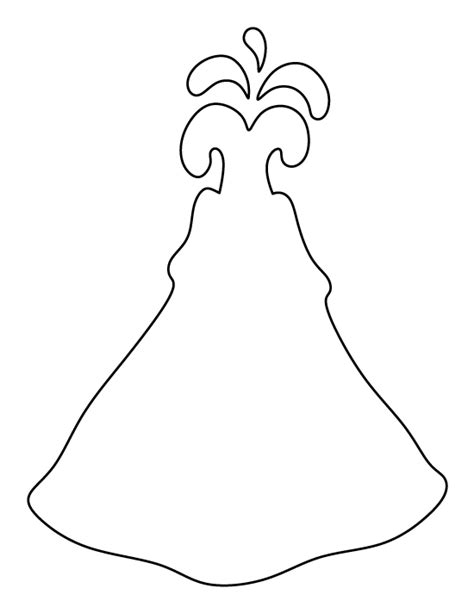 volcano outline template volcano pattern use the printable outline for crafts