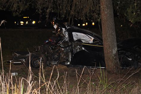 car crash ocala fl ocala post new information on i 75 crash caused by trooper