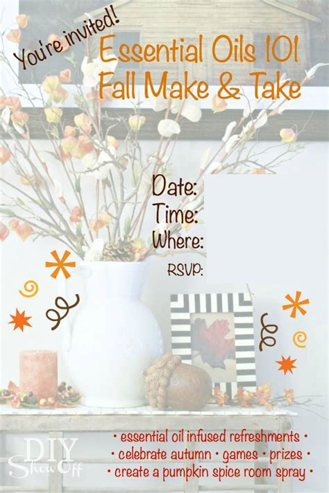 Apartment Living Room Decorating Ideas diy essential oil infused fall room spraydiy show off