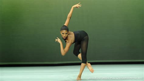 Or Jacqueline Green Jacqueline Green Alvin Ailey American Theater