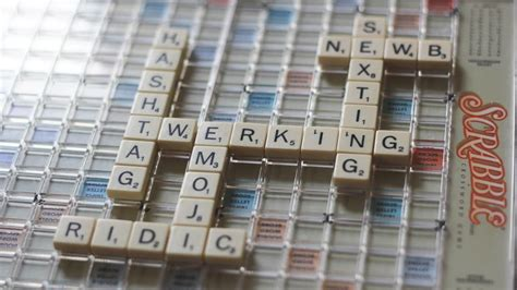 u words scrabble 38 surprising new words added to scrabble s official