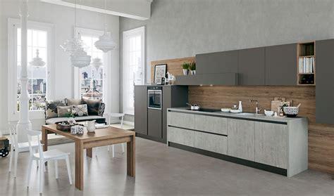 mobili cucine nori arredamenti arredo cucine moderne