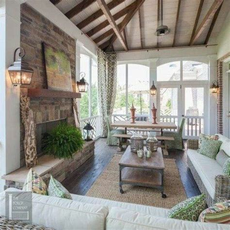screened porch with fireplace screened in porch with fireplace screened in porch with fireplace porch swings