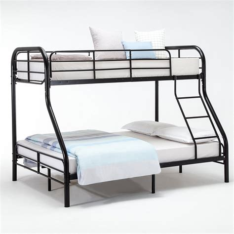metal twin over full bunk bed metal full over full bunk beds metal full over full bunk