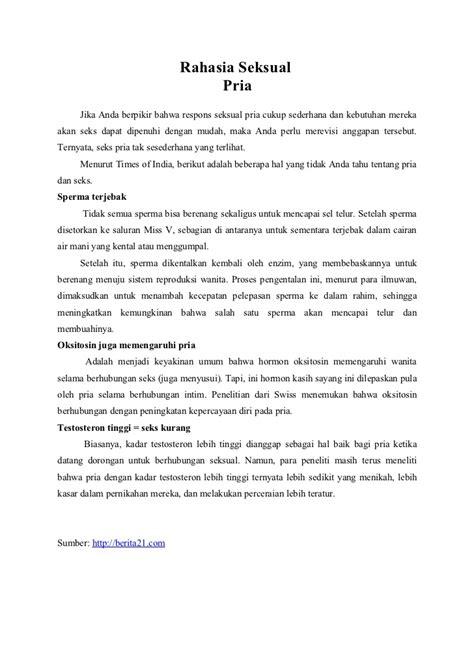 Rahasia Kedahsyatan Fungsi Seksual 1 rahasia seksual pria