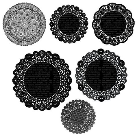 printable paper lace doilies 29 best images about paper lace doily on pinterest cut