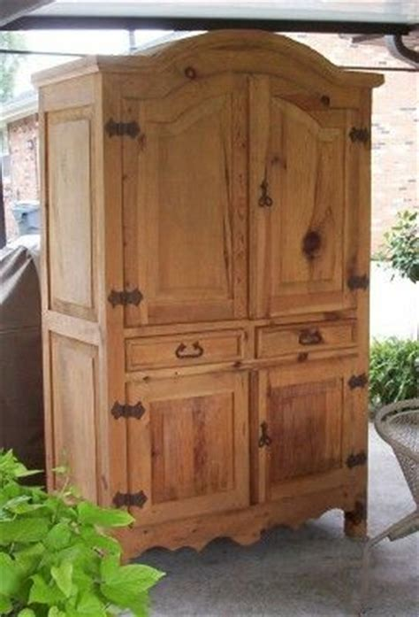 mexican pine armoire pine mexican armoire ideas for our mexican house pinterest