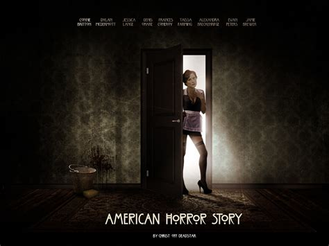 themes of american horror story coven ahs wallpaper by christ off on deviantart