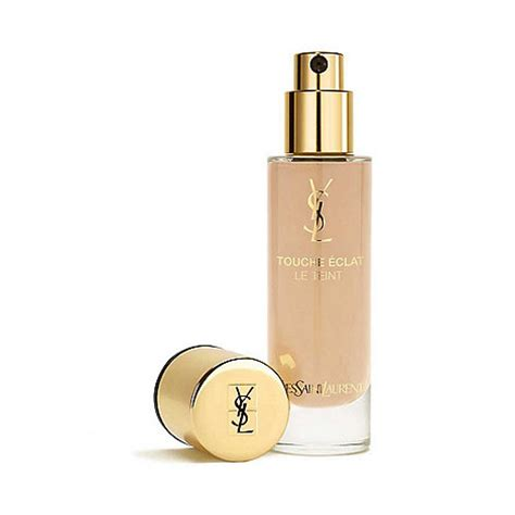Ysl Touch Foundation by Yves Laurent Touche 201 Clat Le Teint Liquid