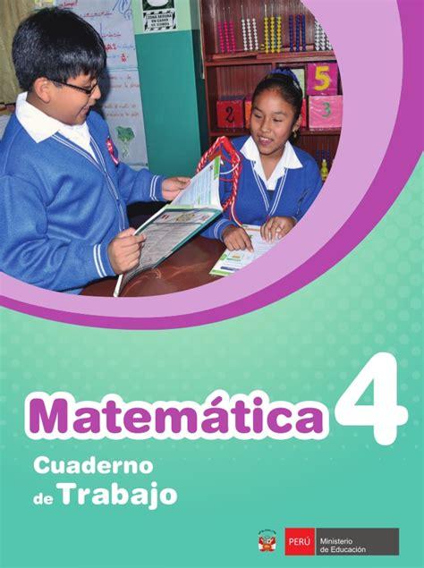 cuaderno matemticas 6 primaria 846801480x matem 225 tica cuaderno de trabajo 4