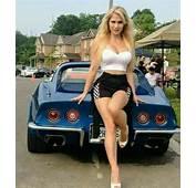 Vette Babe  Motor Babes Pinterest Cars Corvette And