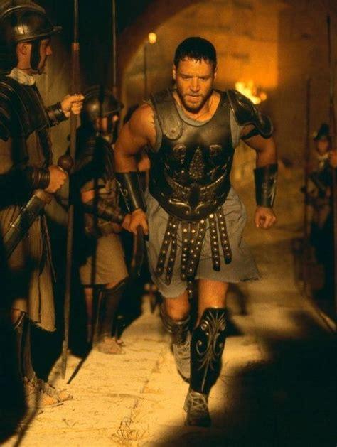 gladiator film lion maximus russell crowe gladiator 2000 favorite film