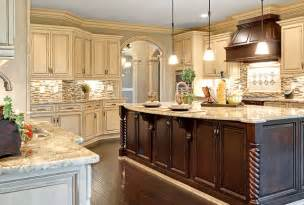 kitchen island different color than cabinets variety