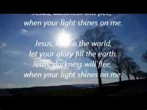 Jesus Is The Light Song by Jesus Light Of The World Lyrics