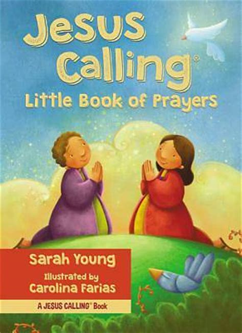 jesus calling book of prayers cokesbury