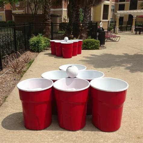 backyard beer pong best 25 beer pong ideas on pinterest beach beer pong