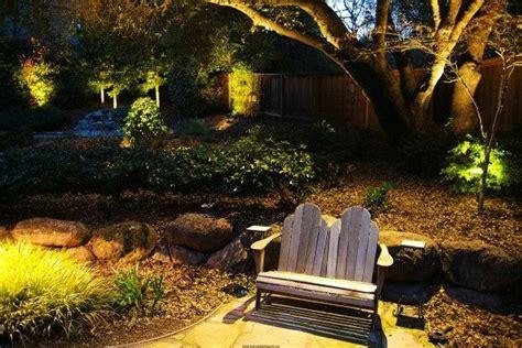 eclairage exterieur jardin design