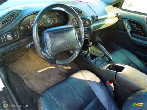 1995 Camaro Interior Parts by Gray Interior 1995 Chevrolet Camaro Z28 Convertible