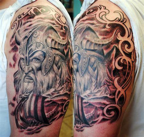 viking sleeve tattoo designs viking images designs