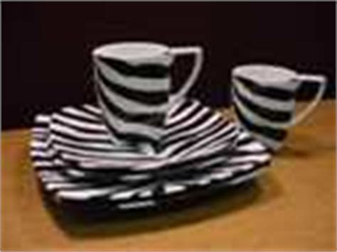 zebra pattern dinnerware 222 fifth dinnerware