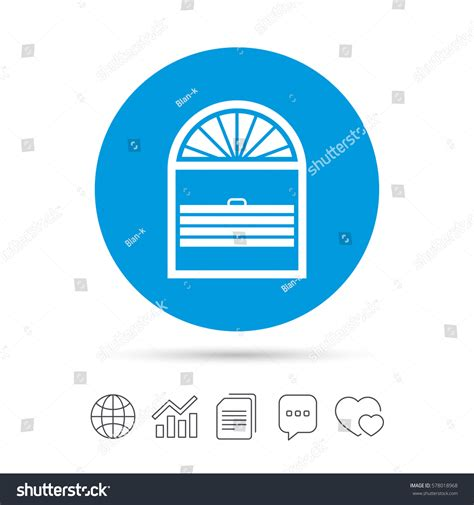 jalousie symbol louvers plisse sign icon window blinds stock vector