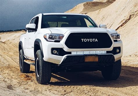 Toyota Tacoma Grill Custom Mesh Grills For 2016 Toyota Tacomas By