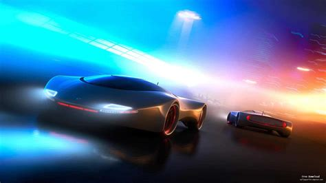 futuristic sports futuristic sports car hd wallpaper view
