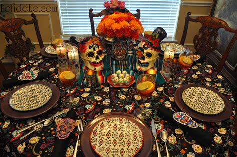 dia de los muertos home decor dia de los muertos day of the dead themed halloween