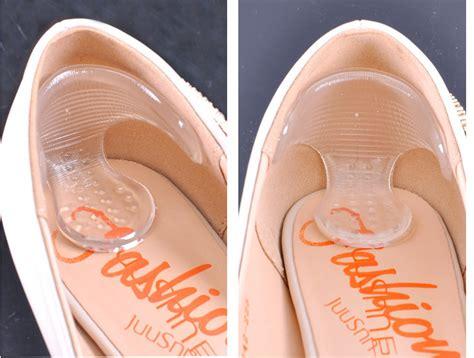 Promo Sepatu Sandal N13 Terlaris rearfoot invisible silica gel stickers transparent slip resistant foot shoes stickers high heel