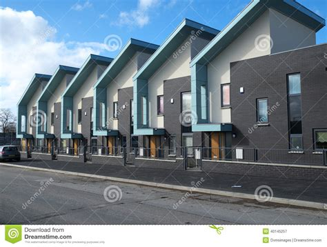 modern row houses modern row house architecture