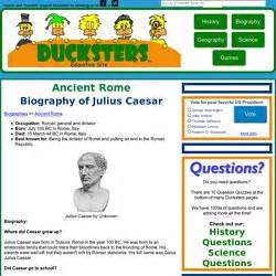 julius caesar biography for middle school roman timeline pearltrees