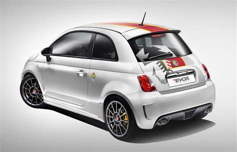 Abarth 500 Horsepower Alpha N Performance Kits For Abarth 500 Family