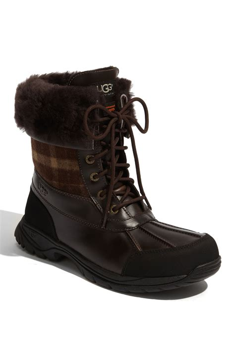 uggs waterproof mens boots