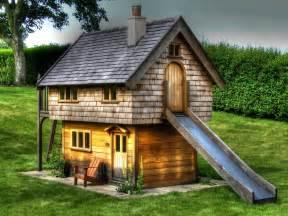 Big Backyard Playset by Walnut Cottage