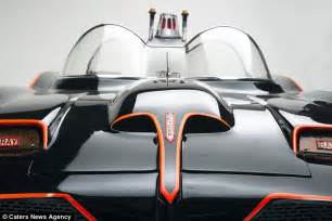 original cost new of vehicles the original batmobile up for sale and is expected to cost