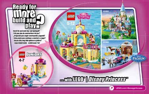 Lego 10723 Juniors Ariels Dolphin Carriage Disney Princess Ariel 1 lego ariel s dolphin carriage 10723 4 juniors